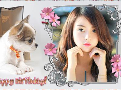 Happy Birthday dễ thương