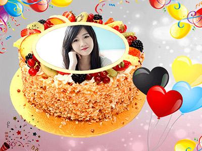 Bánh sinh nhật vui nhộn