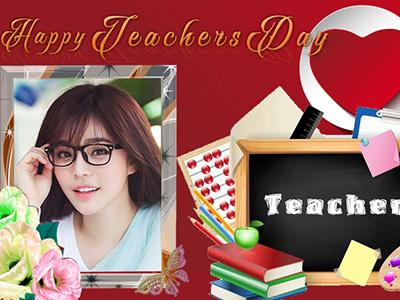 Ghép ảnh chúc mừng ngày nhà giáo Việt Nam trực tuyến