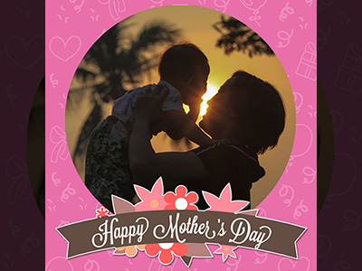 Happy mother's day đẹp