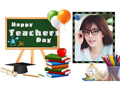 Khung ảnh chúc mừng ngày nhà giáo Việt Nam