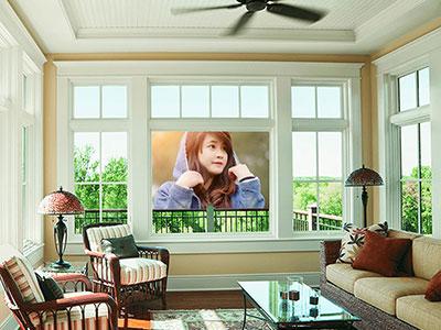 Khung ảnh cửa sổ
