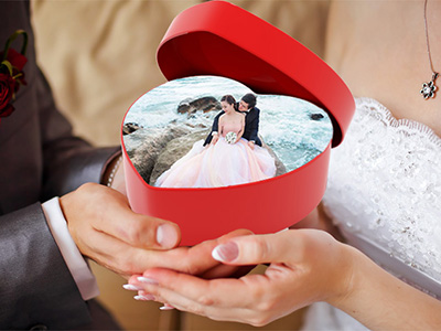 Hộp quà cưới đẹp