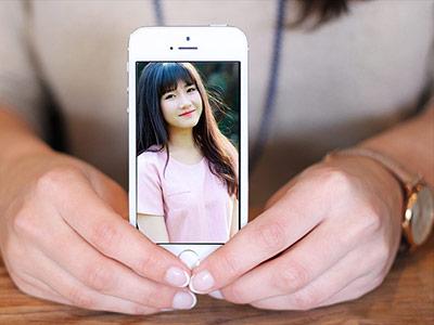 Khung ảnh iphone đẹp