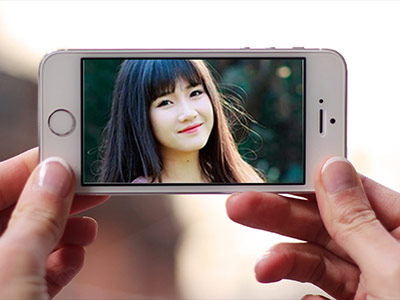 Khung ảnh iphone 5s đẹp