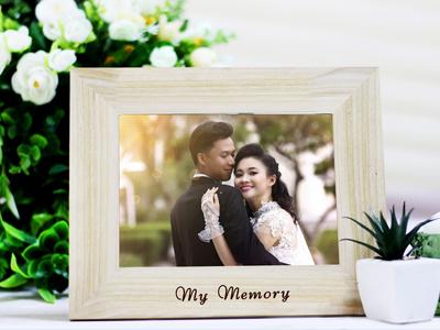 Khung ảnh kỷ niệm cưới, khung ảnh cưới đẹp