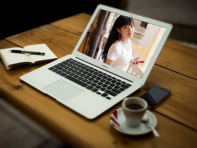 Khung ảnh macbook đẹp