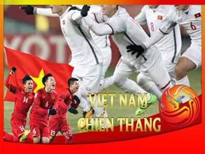 Tạo avatar U23 VN cổ vũ độ tuyển bóng đá Việt Nam