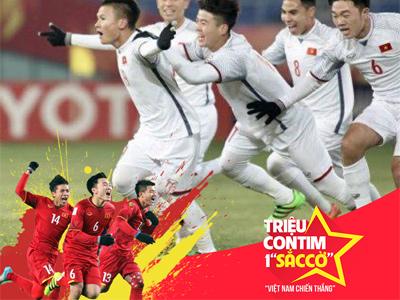 Khung ảnh Avatar U23 Việt Nam