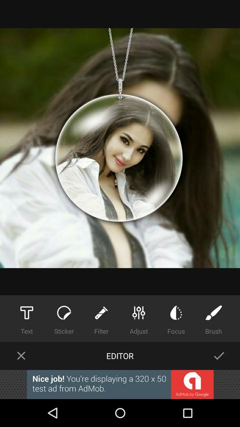 Ứng dụng ghép ảnh PIP Camera 2017 trực tuyến