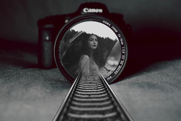 Tạo khung ảnh camera nghệ thuật trực tuyến