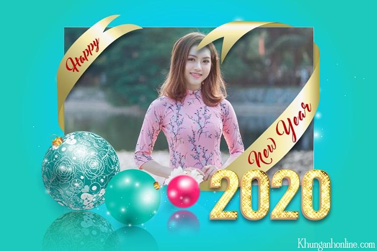 Ghép ảnh đón tết năm mới 2020 online