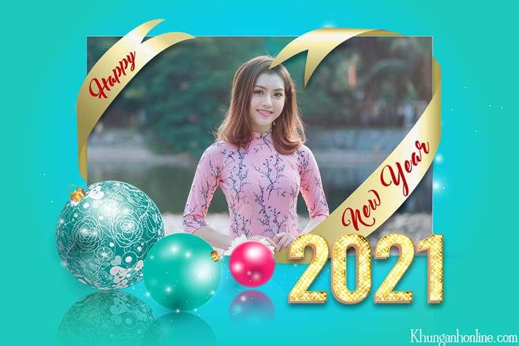 Ghép ảnh đón tết năm mới 2021 online