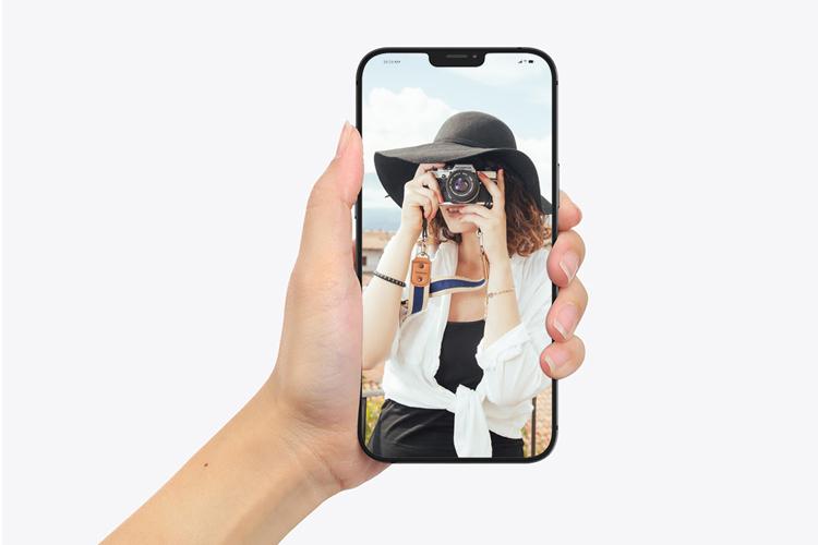 Khung ảnh siêu phẩm Iphone 12